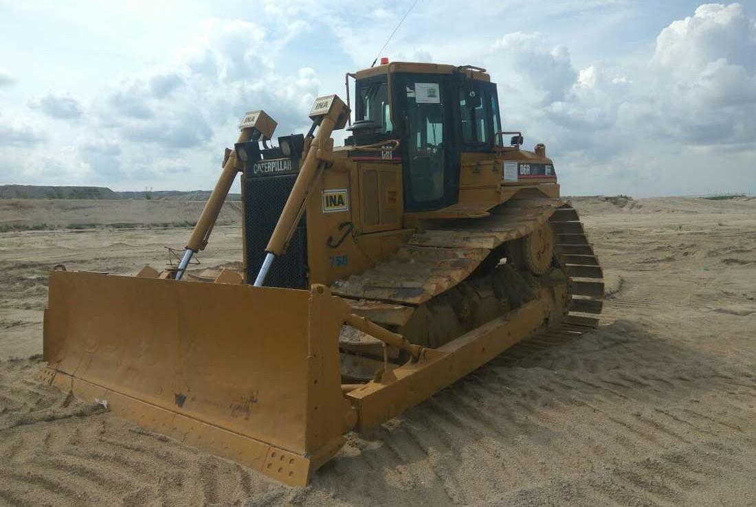 Dozers – Cat – 20 tons D6R LGP