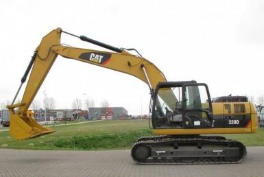 Excavators – Cat – 37 tons 336D2/D2 L – Equipment & Machinery rental