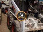 2-Units-Bobcat-S130-S150-Skid-Wheel-Loaders633