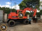 Excavator-Doosan-WV140-1130