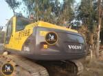Excavator-Volvo-240-365