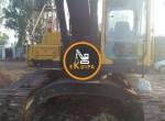 Excavator-Volvo-240-89
