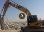 Excavator-caterpilar-320-438