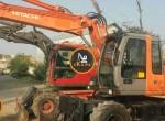 Excavator-machine-Hitachi-ZX-130-990