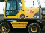 Excavator-machine-Volvo-140-274