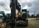 Excavator-machine-Volvo-140-515