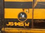 Excavators-JS145w-1231