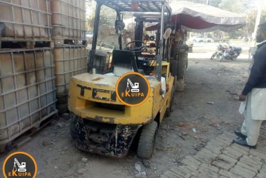 Manual hydraulic stacker, manual forklift, drum lifter