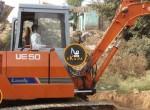 Hitachi-Excavator-UE50-1994-1467