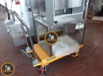 Hydraulic-lift-table-die-mould-lifter-trolley-table702
