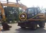 Wheel-Excavator-Jcb-Js130-405